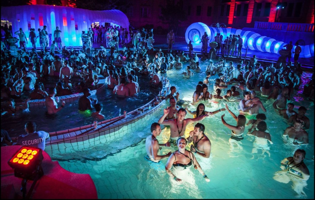 Bath Parties Budapest Perfect Szechenyi Baths 2015