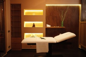Gellert Spa Massage Therapy Room