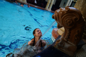 Having Fun in Budapest Gellert Spa and Thermal Baths