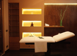 Gellert Spa Massage Room