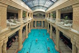 Gellert Spa Pool Budapest