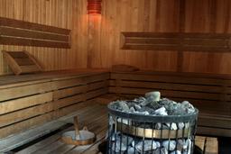 Gellert Spa Sauna